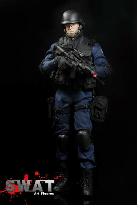 1 6 Swat Smoke Grenade Set 12 Inch Figures Swat