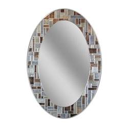 bathroom mirror oval oval bathroom mirrors bath the home depot