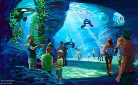 Blue World seaworld san diego officially cancels plans for 100
