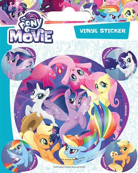 Stiker Sticker Pony my pony sea ponies sticker sold at