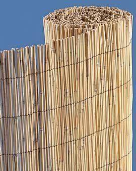 bamboo reed fence     wayside fence reed
