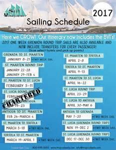 St Maarten Car Rental Cruise Port Windjammer Mandalay Schedule 2017 Tall Ship Cruise