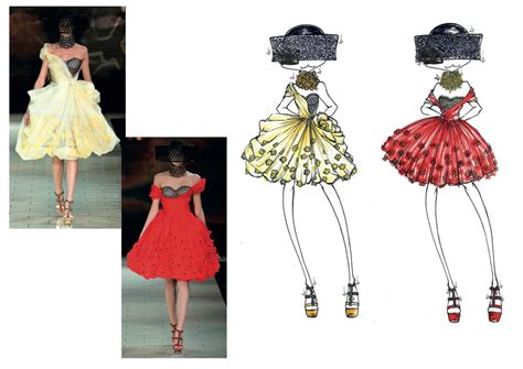 fashion illustration mcqueen fashion illustration mcqueen ss13 by chiccas on