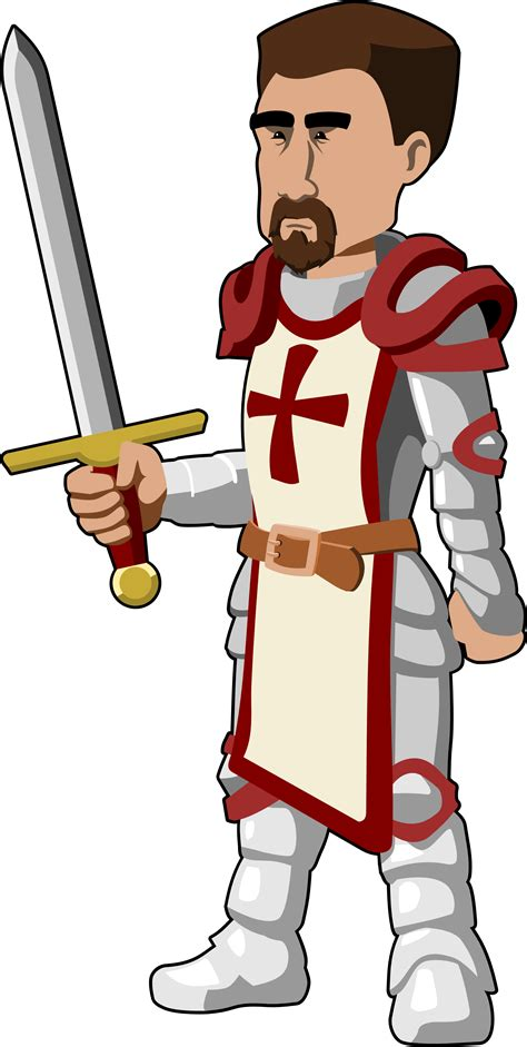 format video clip knight clip art in vector or format free 4 clipartix
