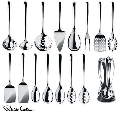 4 In 1 Kitchen Tools 1 Set Isi 4 Alat Dengan Fungsi Berbeda Mc robert welch signature kitchen utensils set spoon turner or server etc ebay