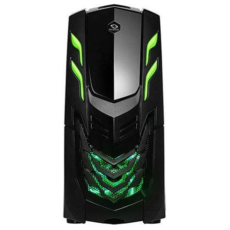 Casing Raidmax Viper raidmax viper gx mid tower black green 512wbg mwave au
