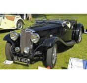 Chassis BLX 454 1935 Triumph Gloria Southern Cross