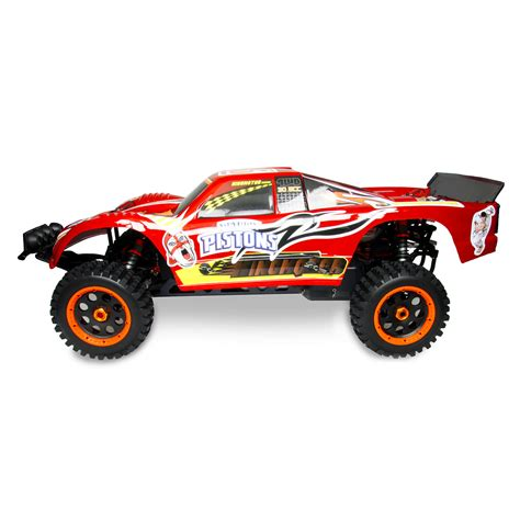 rc baja truck king motor baja t1000 red rc desert truck at hobby warehouse