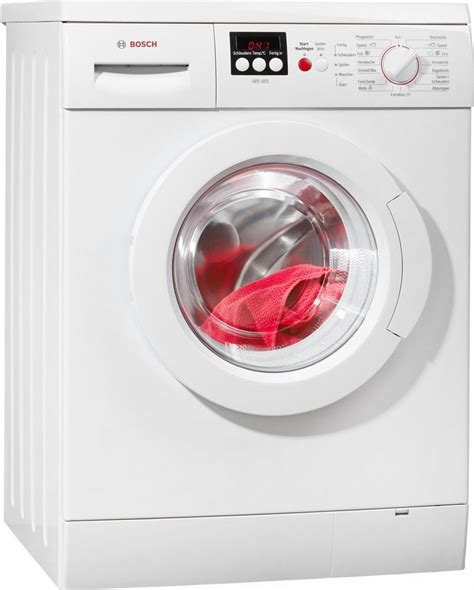 bosch waschmaschine und trockner übereinander stellen bosch waschmaschine serie 4 wae282v7 7 kg 1400 u min
