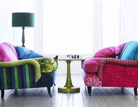 inspiring ideas colorful living room decoration  upholstered couches