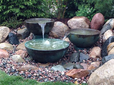 Aquascape Water Features by Pondtastic Water Gardens Features At Home And