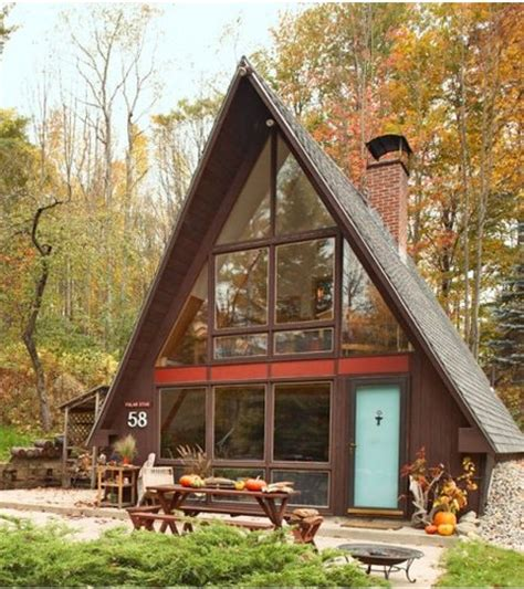 aframe homes cute a frame house