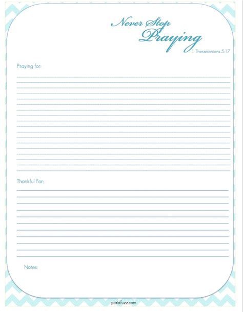 printable prayer journal template i often find myself uttering a prayer when something is