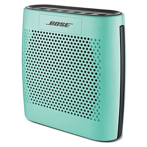 Bose Soundlink Bluetooth Speaker bose soundlink colour bluetooth speaker mint at gear4music