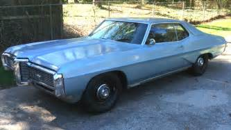 Pontiac Grand Prix Ready To Roll 1968 Pontiac Grand Prix