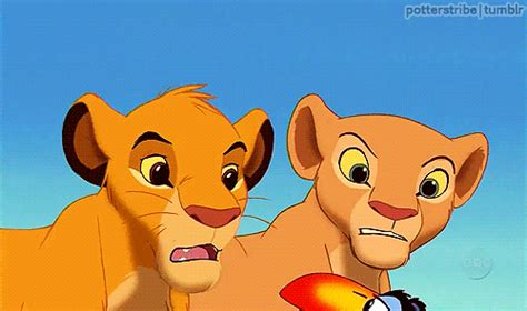 the lion king stitch gif find share on giphy disgusted the lion king gif find share on giphy