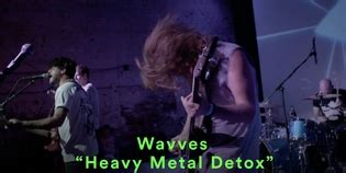 Heavy Metal Detox Song by Wavves Albums Songs And News Pitchfork