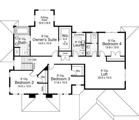prairie home floor plans larksmore prairie home plan 091d 0498 house plans and more