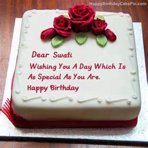 best birthday cake for lover for swati