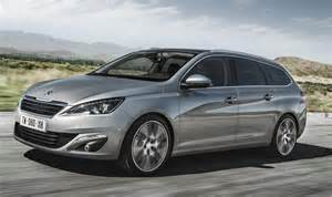 Peugeot 308sw New Peugeot 308 Sw With Class Leading Low Co2 Engines