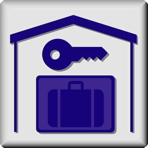 room icon hotel icon in room baggage locker clip at clker vector clip royalty free