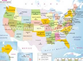 us map states capitals us map with capitals and time zones www proteckmachinery