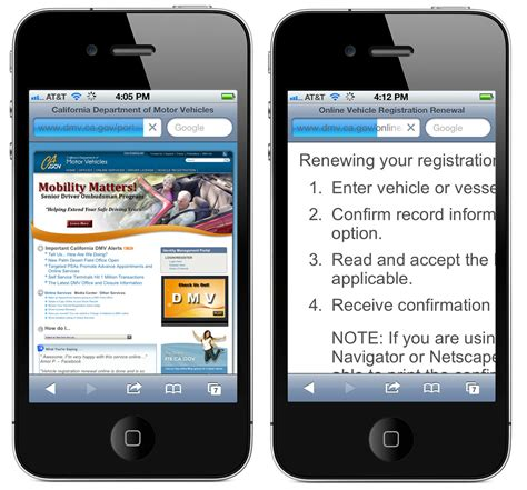 mobile layout exles an app or a mobile website