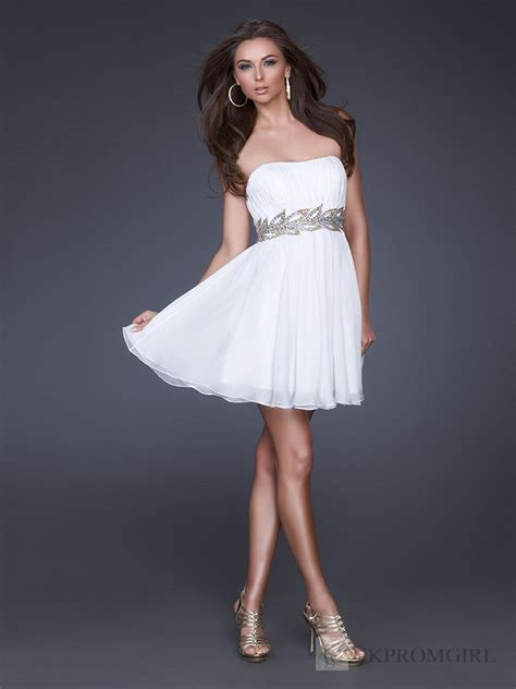 white cocktail dress evening dresses