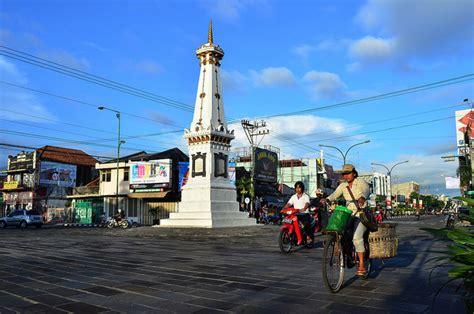 foto jogja asal muasal dan sejarah tugu yogyakarta