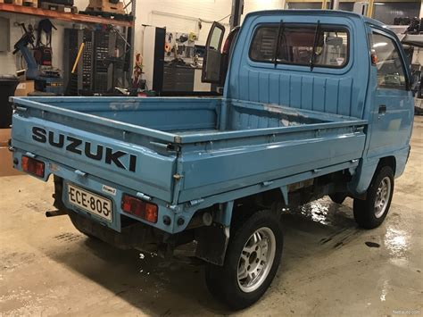 suzuki carry suzuki carry 1987 used vehicle nettiauto