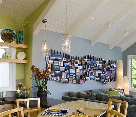 how to put photos on wall without photo collages without frames ideas and inspiration