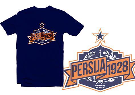 unofficial persija tshirt design by rullz on deviantart