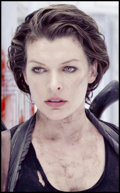 milla jovovich short film 545 best images about residents evil fifth element on