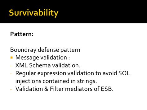 pattern validation xsd pattern boundray defense pattern message validation