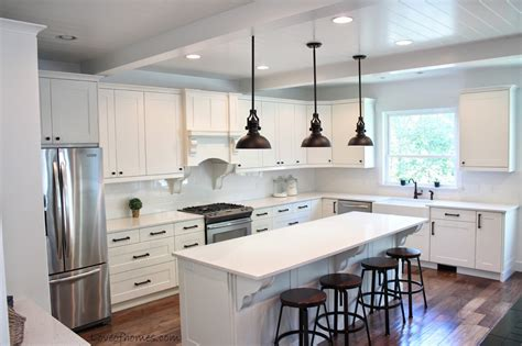 LOVE OF HOMES: Kitchen Remodel {REVEAL}