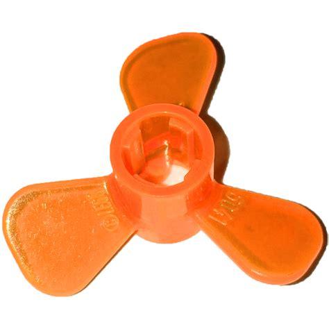 lego boat orange lego transparent orange small boat propeller with 3 blades