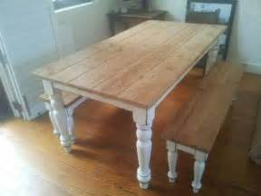 Rustic Dining Room Tables With Benches Rustic Dining Room Table Bench Interior Exterior Doors