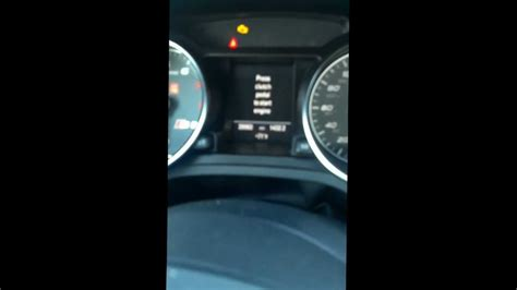Audi S5 Probleme by Audi S5 Clutch Pedal Start Problem Youtube