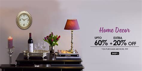 home decor and appliances exclusive store at snapdeal