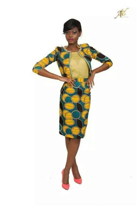 how to nail ankara office dress daily 34 best images about office wear on pinterest african