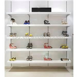 tsd w937 factory custom retail shop wall shelf for shoe