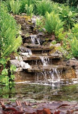 Rock Waterfalls For Gardens 25 Best Ideas About Pond Liner On Pond Waterfall Pond Ideas And Diy Pond