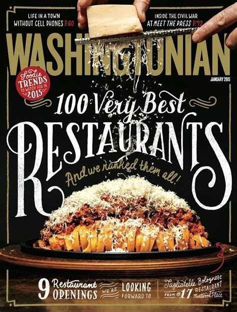 magazine layout now this is delicious fantabulous washingtonian mag covers pinterest magazine covers