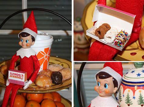 elf on the shelf donut printable 25 elf on the shelf ideas