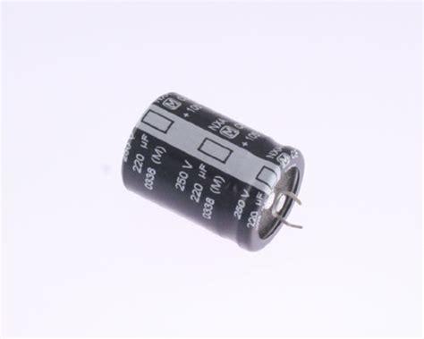 capacitor eletrolitico 220uf 250v ecos2ex221cb panasonic capacitor 220uf 250v aluminum electrolytic snap in high temp 2020031089