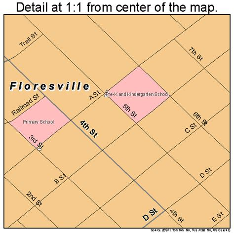floresville texas map floresville texas map 4826160