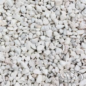 White Rocks For Garden Budget Landscape And Building Supplies Pebbles Rocks For Garden Beds And Paths Our Pebble
