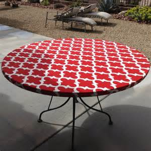 outdoor fitted tablecloth soil and stain resistant