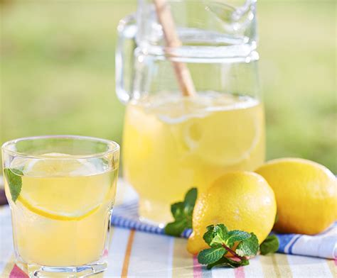 Handmade Lemonade - lemonade recipe dishmaps