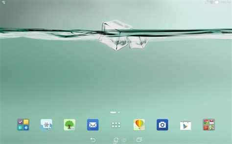 Wallpaper Asus Water | asus stellt live wallpaper mywater in den play store
